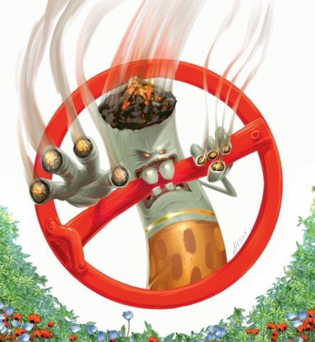 Болезни, которые вызывает курение