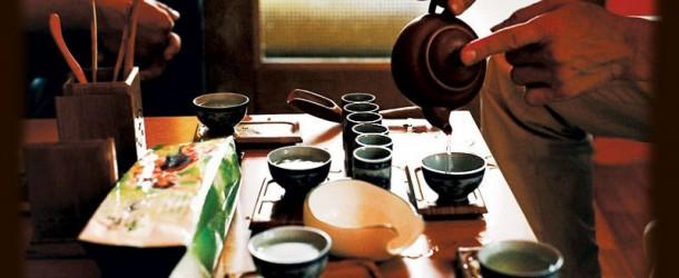 Чай — божественный напиток