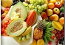 Как правильно питаться свежими фруктами?